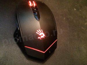 Мышка A4Tech Bloody V8 - обзор