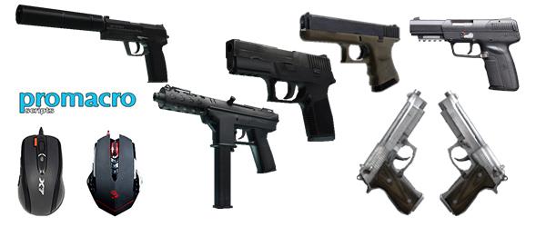 макрос для пистолетов кс го