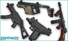 Скачать универсальный макрос для pubg на все пистолеты-пулеметы