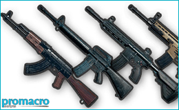 Универсальный бесплатный макрос для pubg на все штурмовые винтовки